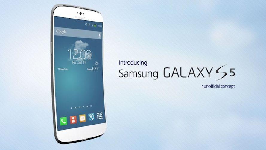 Samsung Galaxy S5 i metall