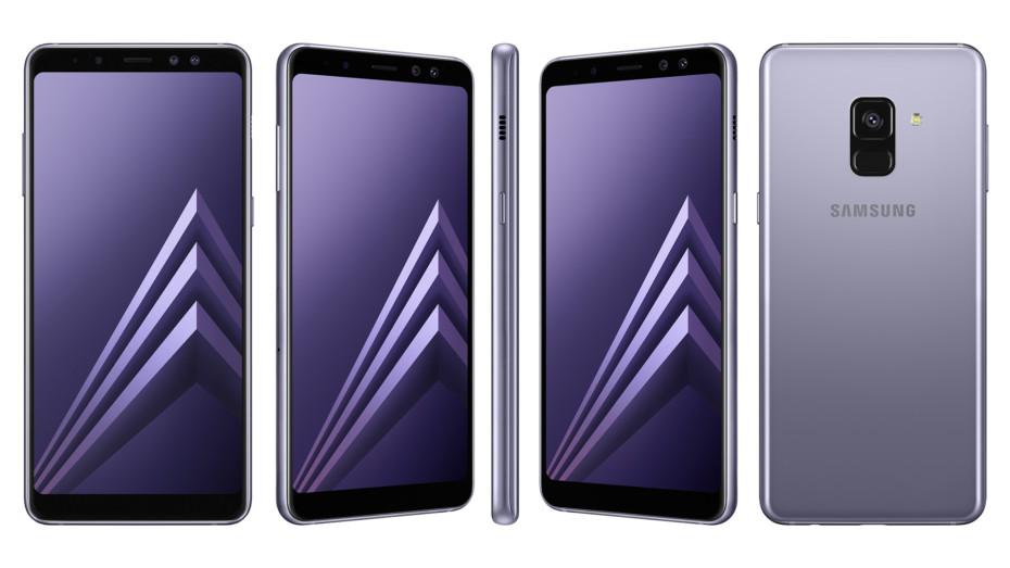 Test av Samsung Galaxy A8 (2018)  2e33336586406