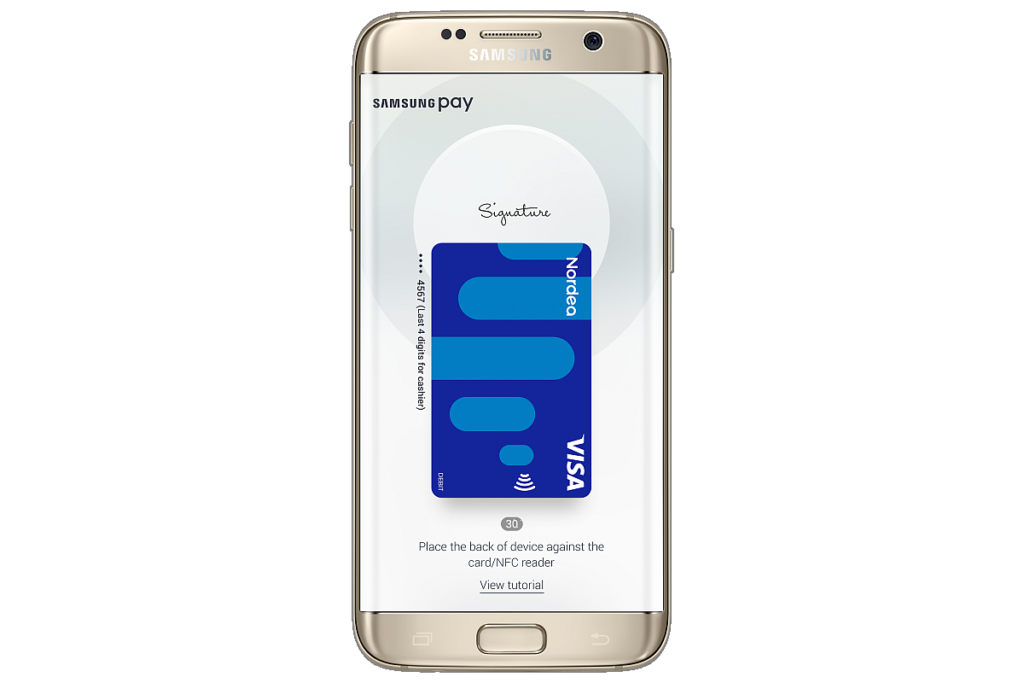 swedbank samsung pay