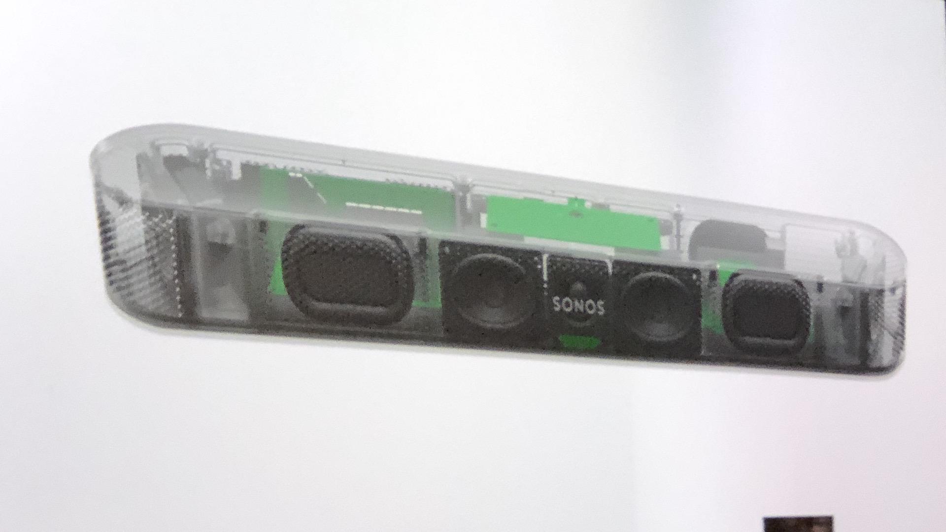 Smart Kompakt Soundbar Fr 229 N Sonos Ljud Amp Bild