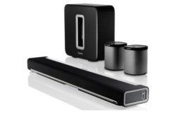 Sonos Playbar + 2 x Play:1