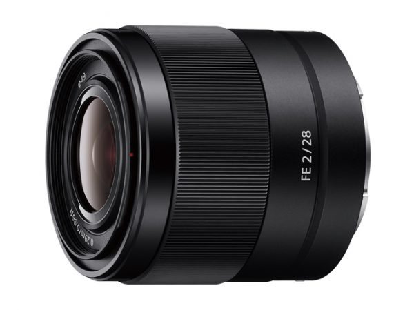 Sony FE 28 mm/f2,0