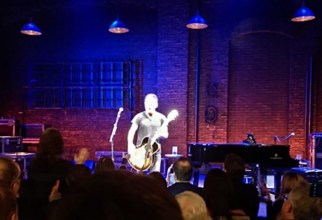 """Springsteen on Broadway"". Foto: Tor Aavatsmark"