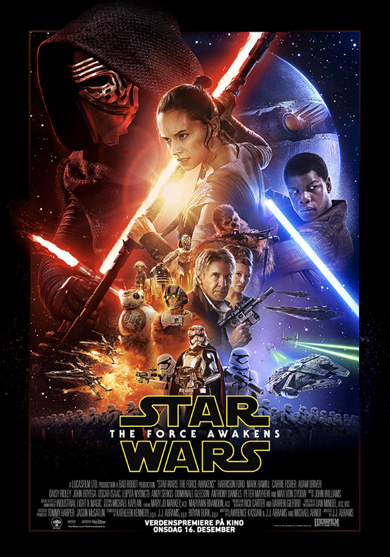 Star Wars Episode VII – The Force Awakens