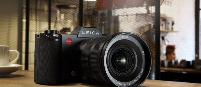 Leica släpper en vidvinkelzoom till SL