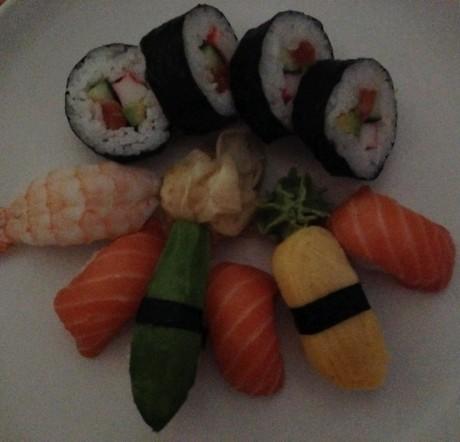 Sushi dark iPhone 5