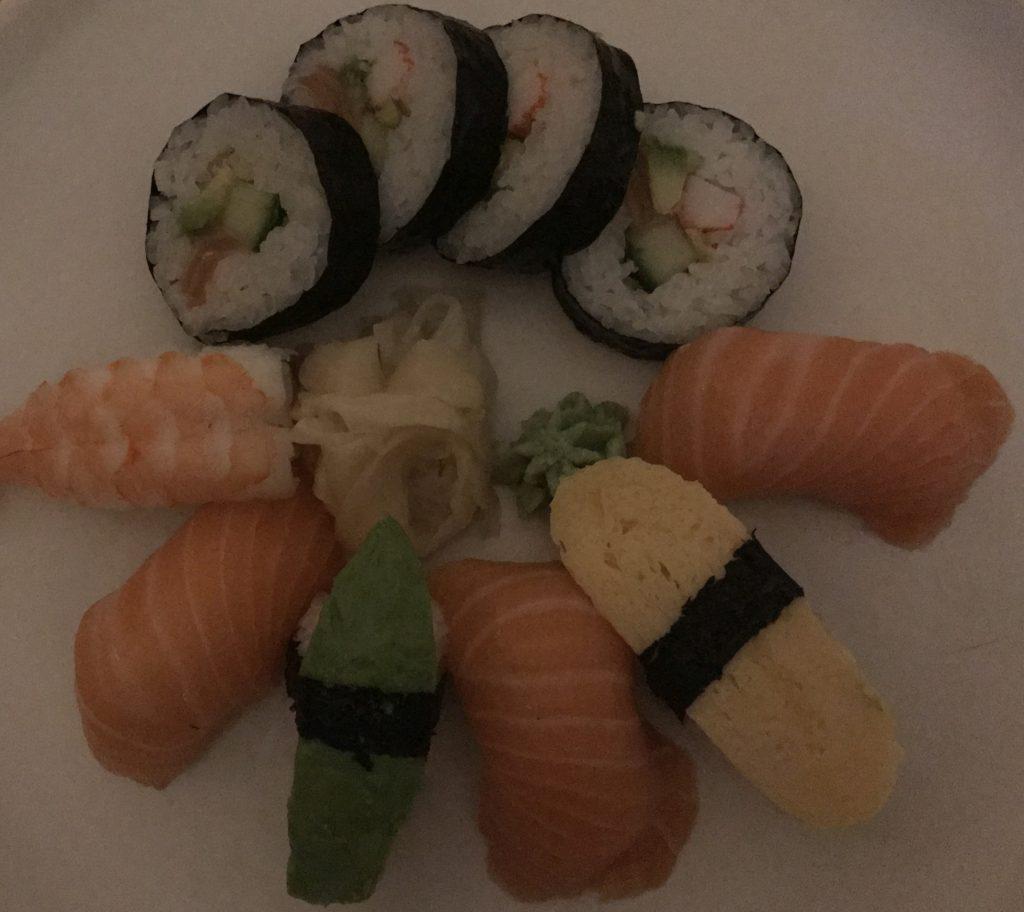 Sushi dark iPhone 7