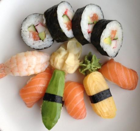 Sushi iPhone 5