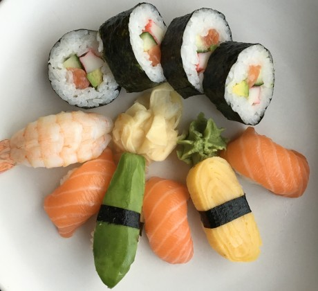 Sushi iPhone 6S