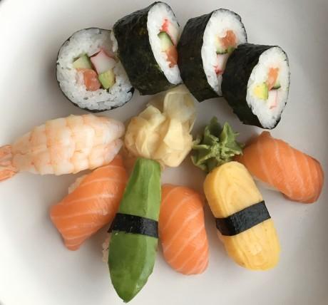 Sushi iPhone SE