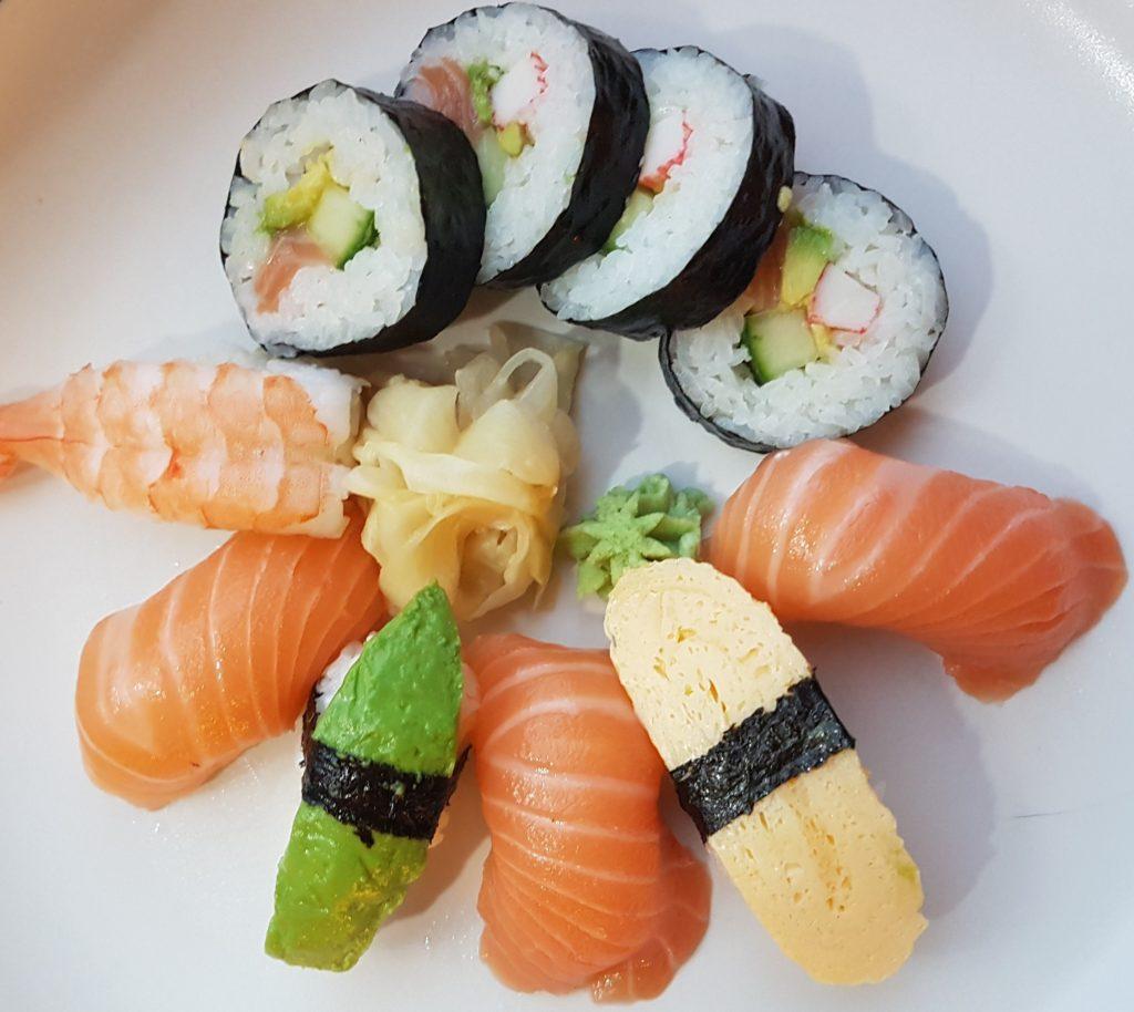 Sushi light Galaxy S7