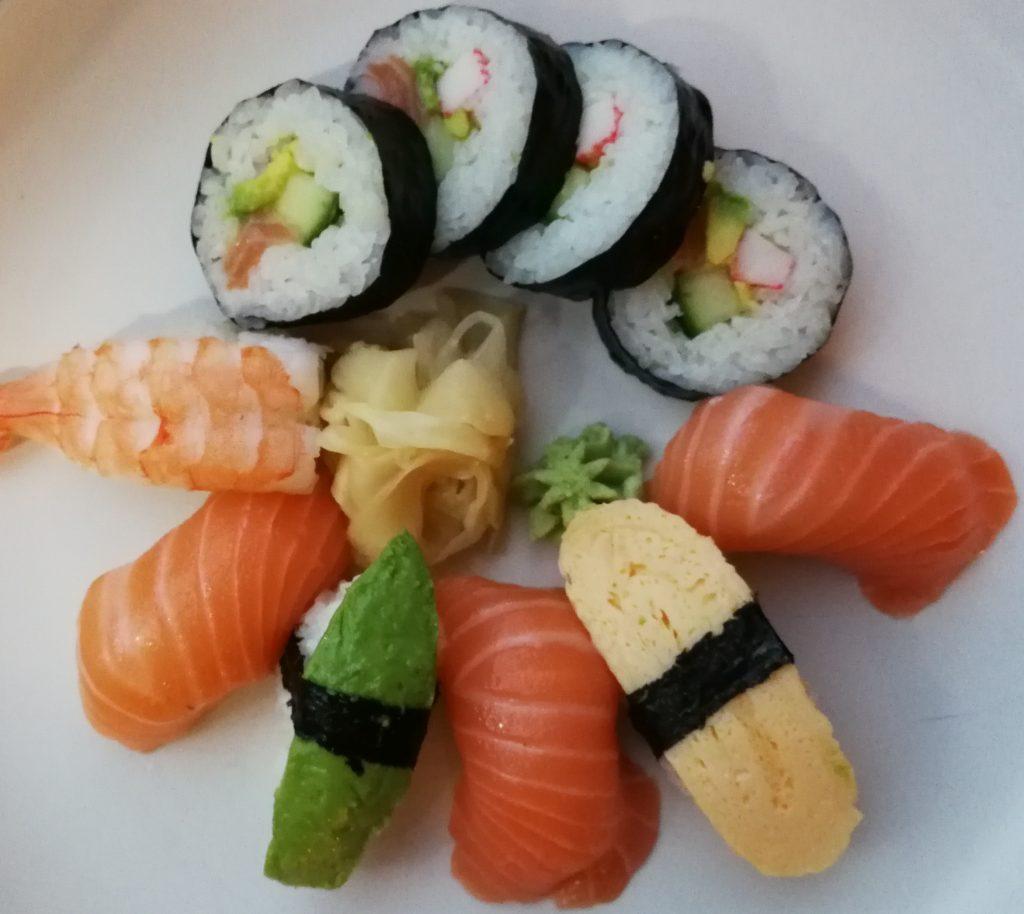 Sushi light Huawei P10