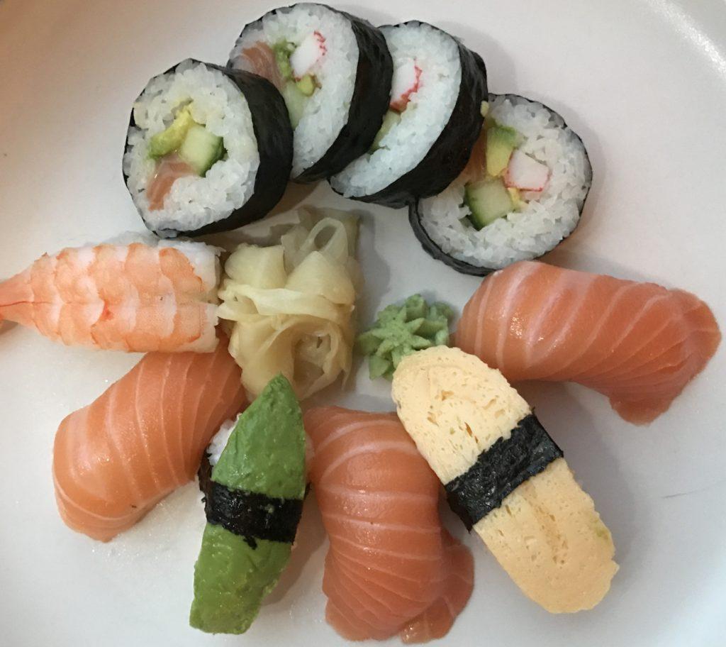 Sushi light iPhone 7