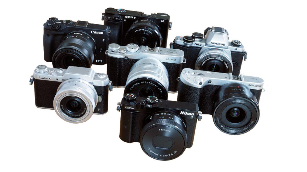 digital systemkamera bäst i test 2018