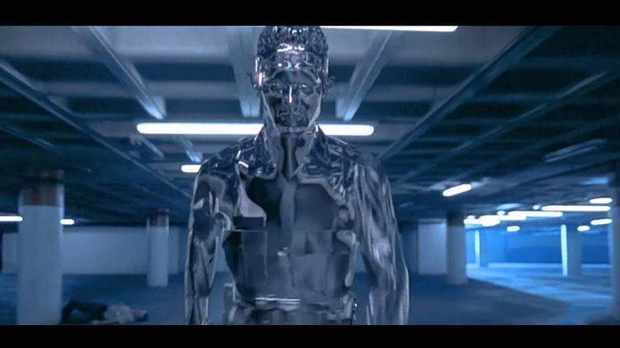 """Terminator 2 blir """"verklighet"""""""