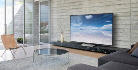 6 TV-apparater med 4K och HDR