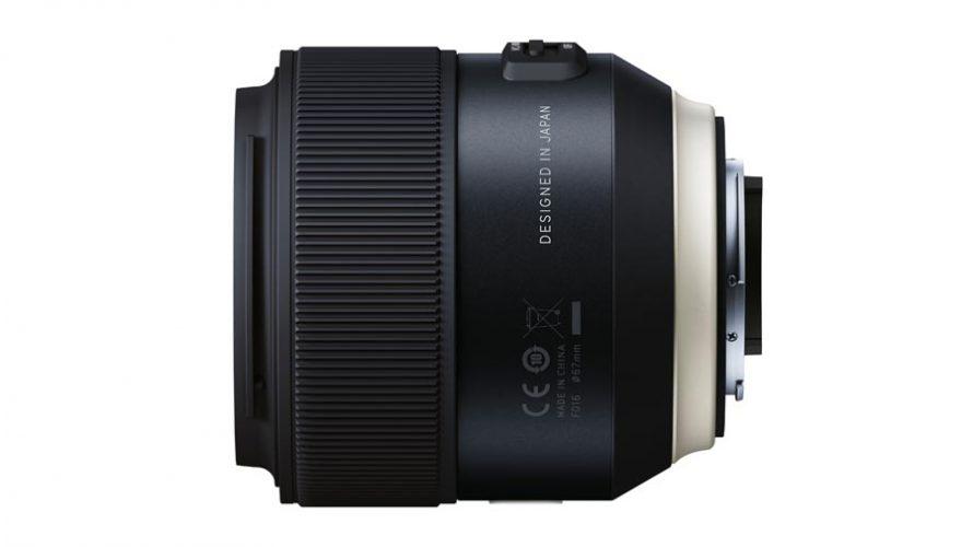 Tamron SP 85 mm f1,8 Di VC USD