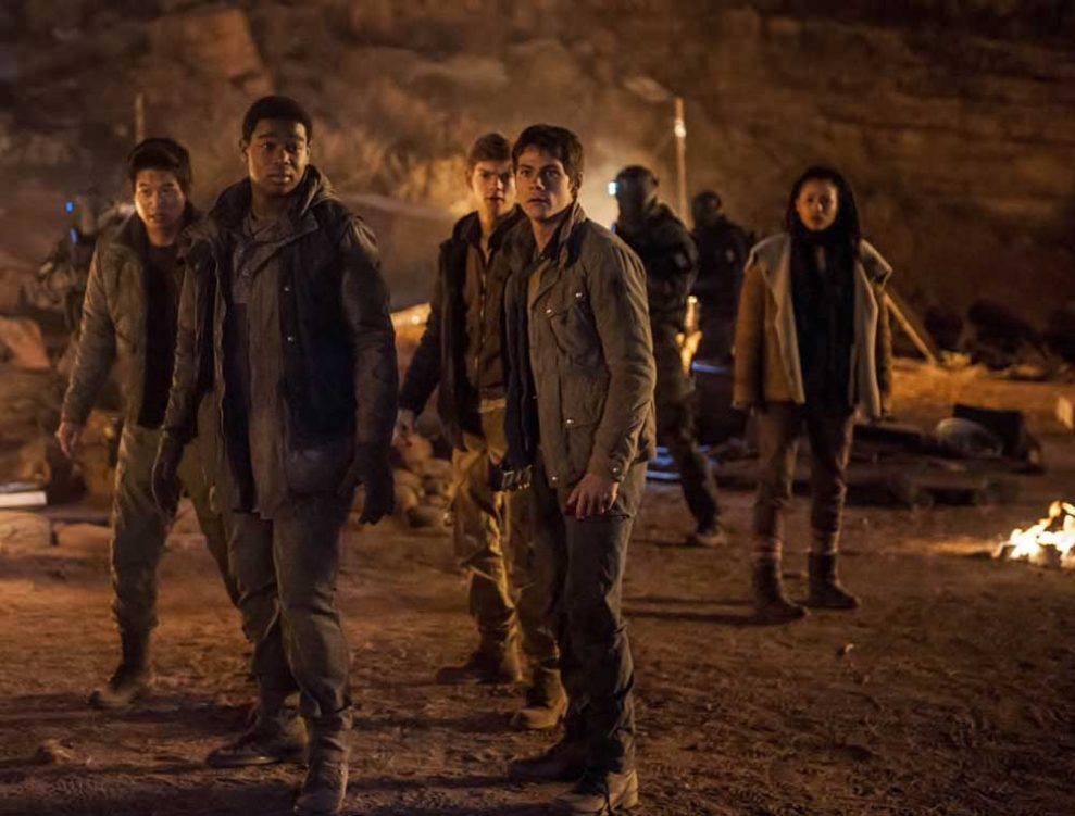 The Maze Runner - The Scorch Trials_5