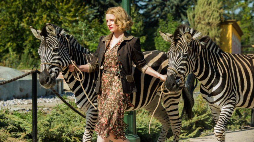 The Zookeeper's Wife: Fascinerande historia, platt berättad