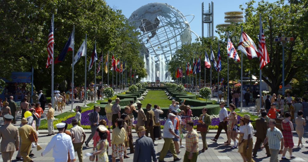 Disney's TOMORROWLAND..World's Fair ..Ph: Film Frame..©Disney 2015