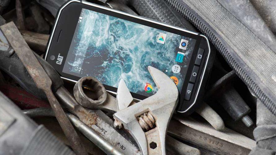 Tåliga mobiltelefoner