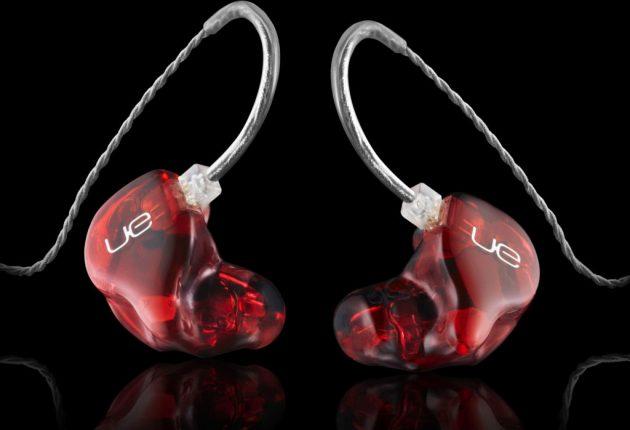 Inte ens Ultimate Ears toppmodell, de specialgjutna UE-18 Pro, kan mäta sig med Xelentos detaljnivå. Foto: Ultimate Ears