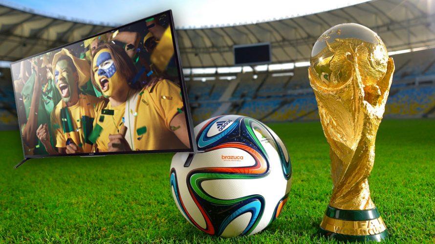 TV-apparater till fotbolls-VM