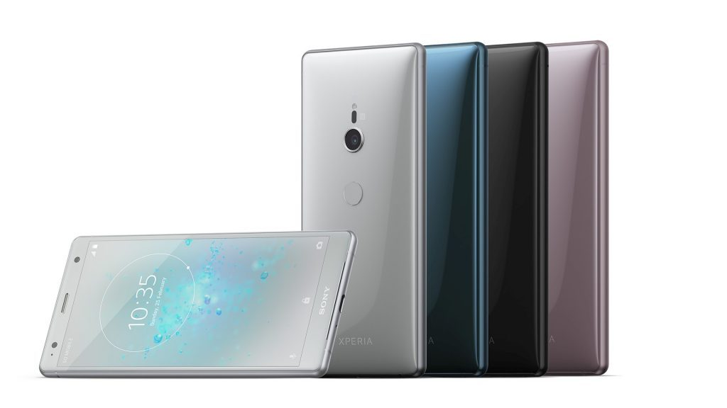 Xperia XZ2 Collection Group
