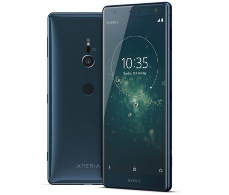 Xperia XZ2 Deep Green Group