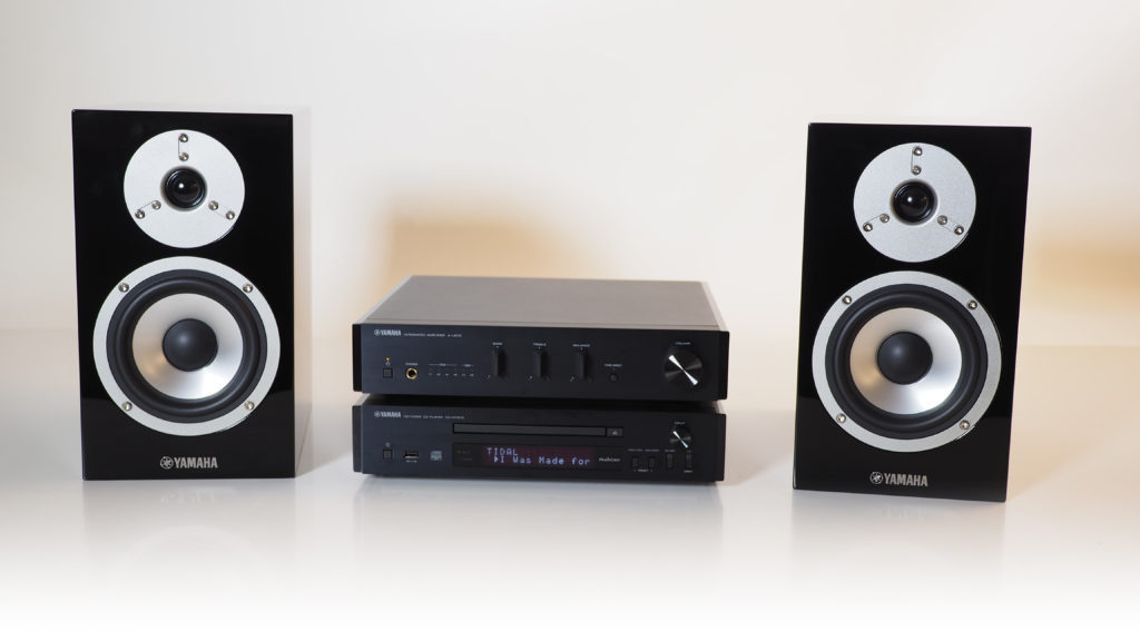 yamaha musiccast mcr n870d ljud bild. Black Bedroom Furniture Sets. Home Design Ideas