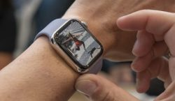 Intrycken av nya Apple Watch