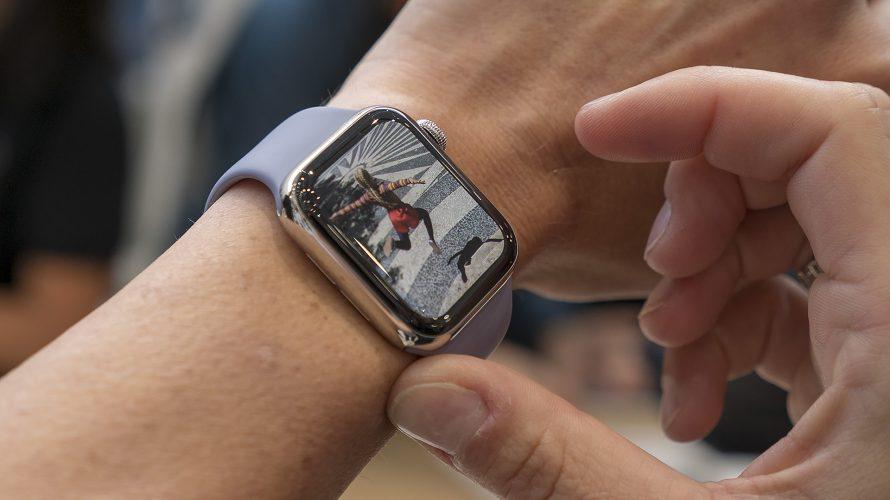 Intrycken av nya Apple Watch