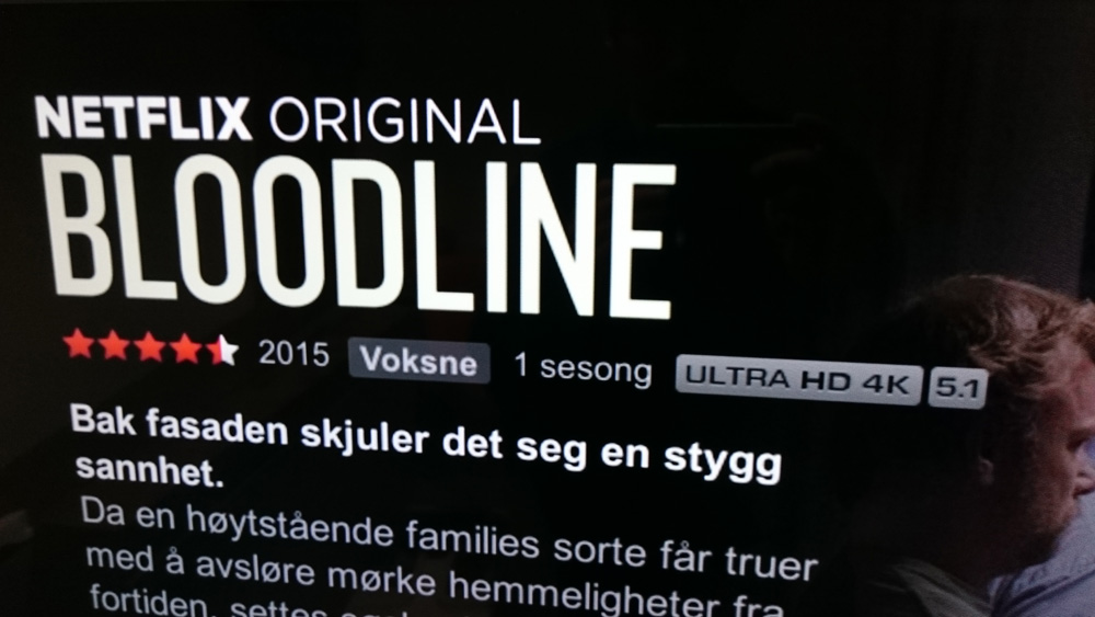 Netflix behövs tvlicens