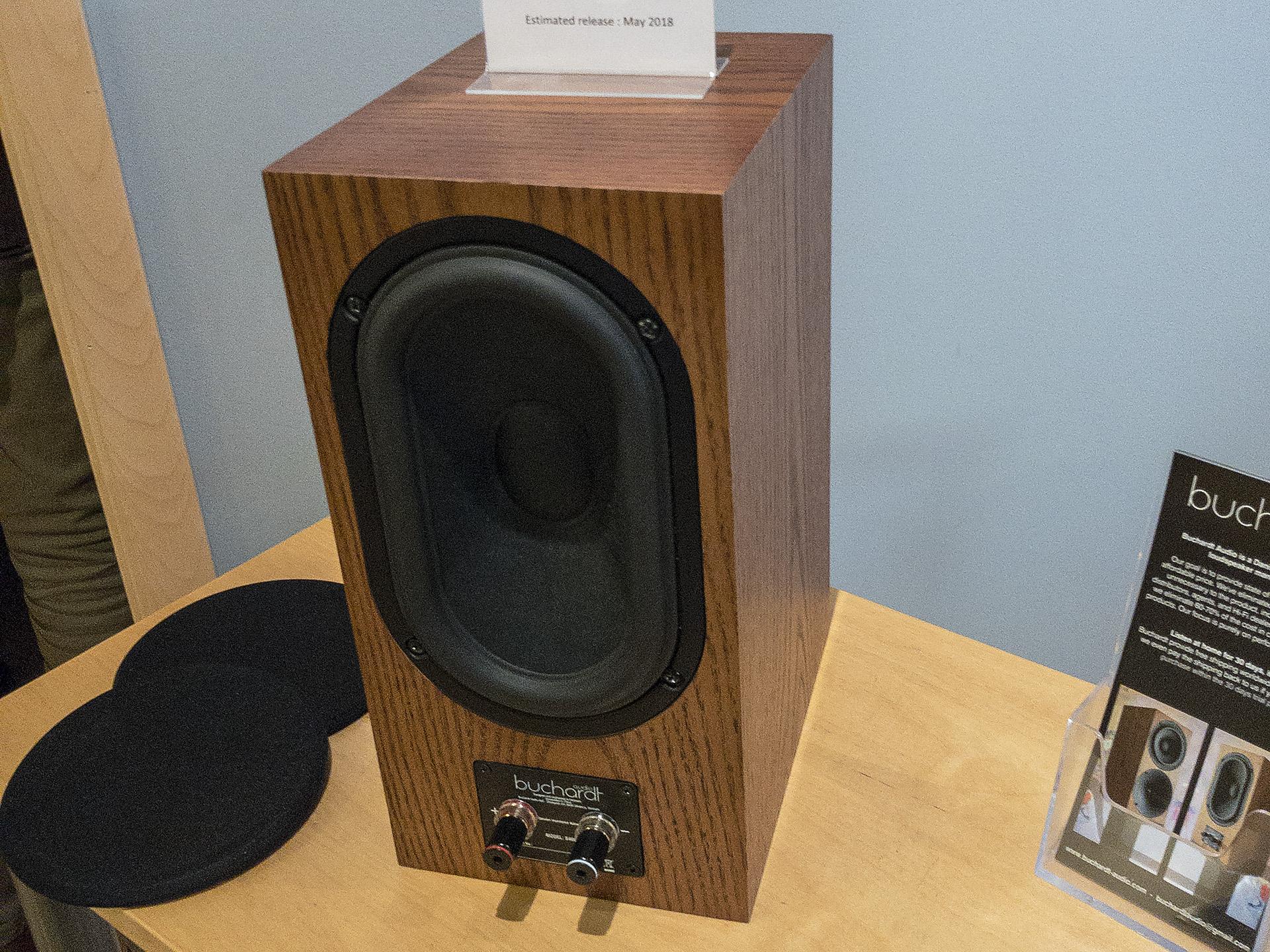 Buchardt Speakers | Pics | Download |