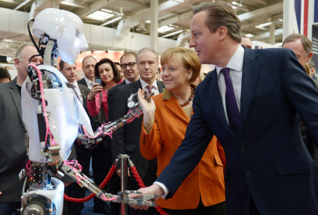 cameron merkel robot