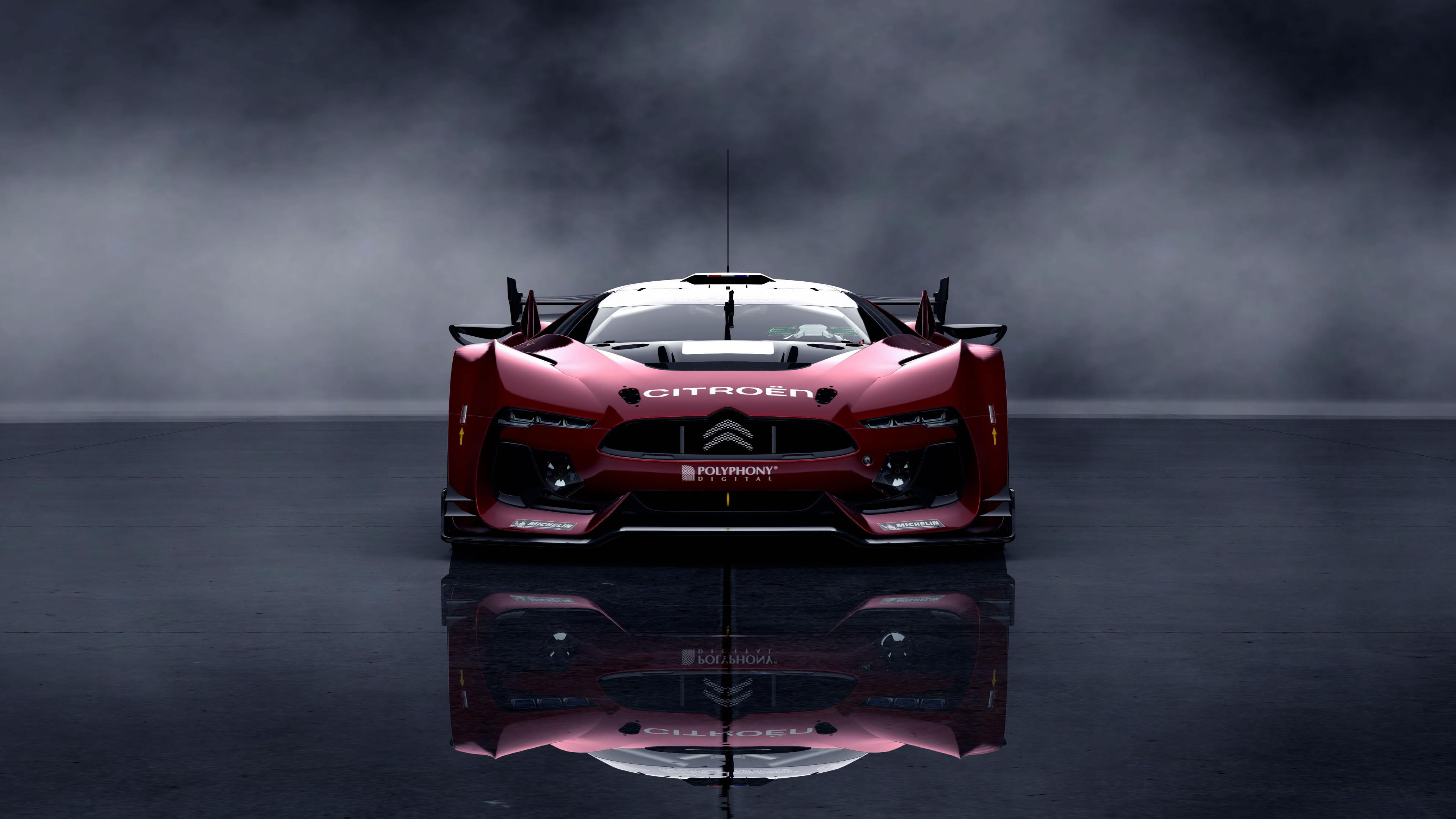 citroen_gt_race_car-4K