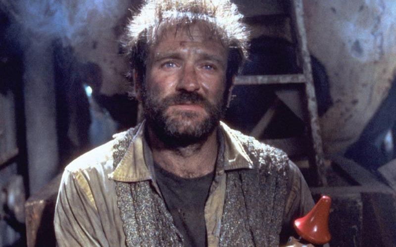 Robin Williams är död