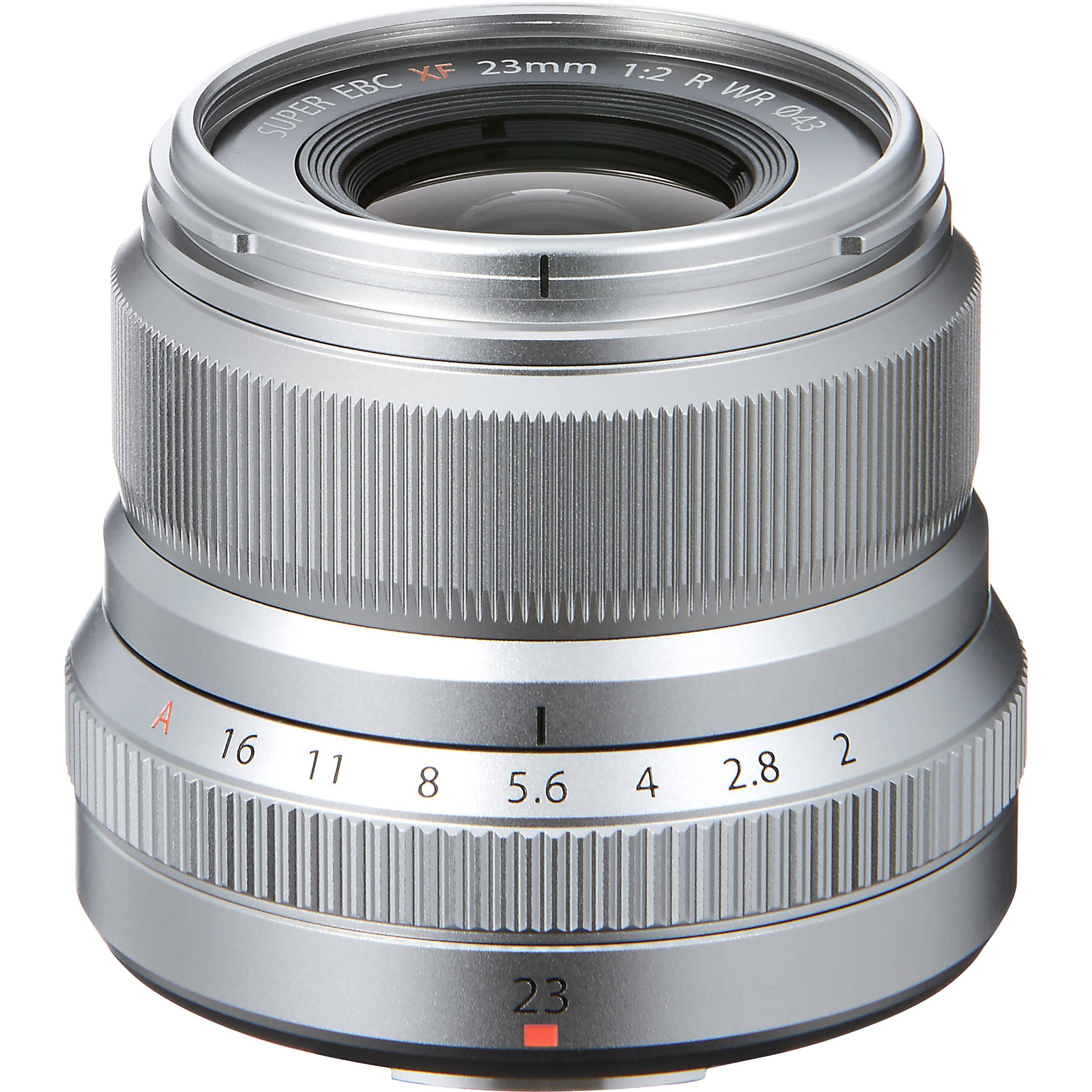 Förträfflig Fujifilm-optik