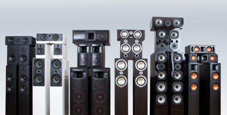 Sex 5.0-högtalarsystem