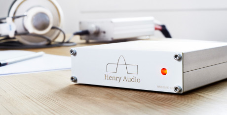 Henry Audio USB DAC 128