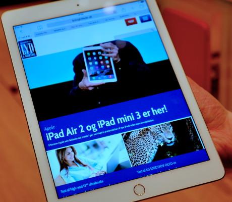 iPad LB