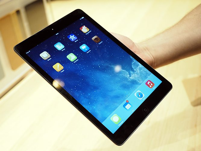 Vi har provat iPad Air