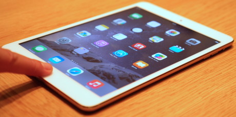 iPad mini touch id