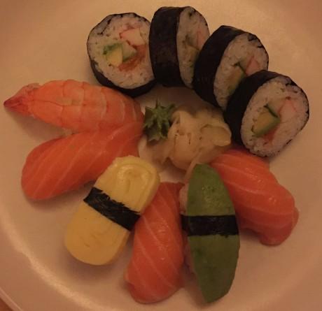 iPhone 6 Plus sushi dark web