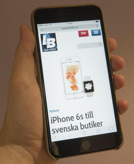 iPhone 6s L&B