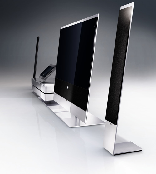 loewe reference elektrostath gtalare ljud bild. Black Bedroom Furniture Sets. Home Design Ideas