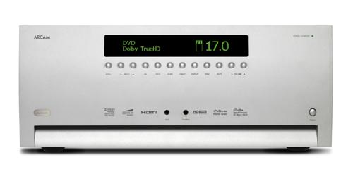 Arcam FMJ AVR600: The
