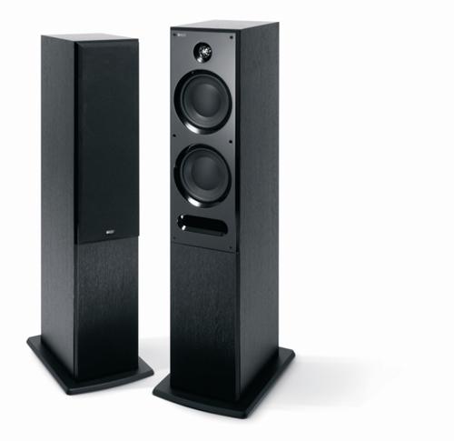 Den nya högtalarserien består av sex modeller. De största 90501c1c66698