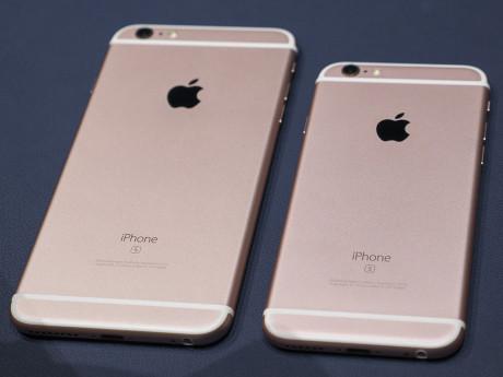 iphone 62 rose gold