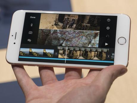 iphone 6s video